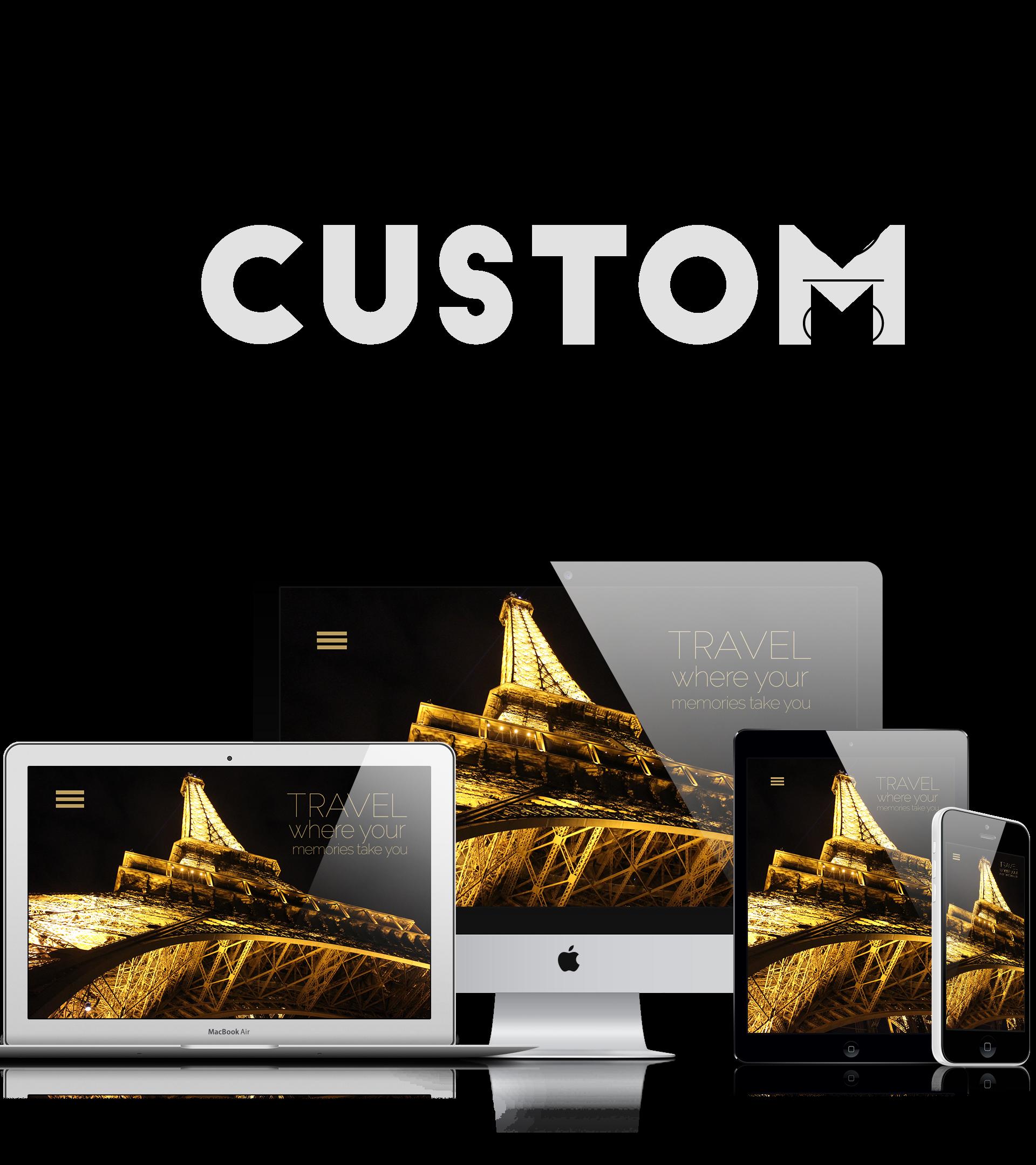 Custom Design - PixelUp