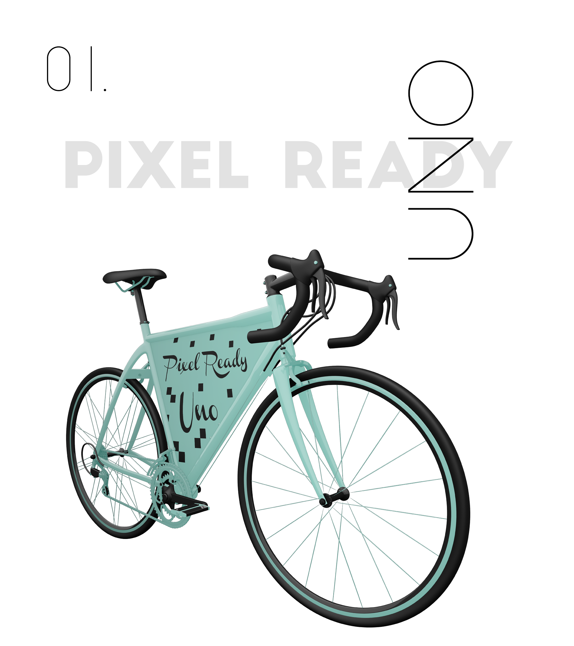 Ready Made - Pixel Ready Uno Package