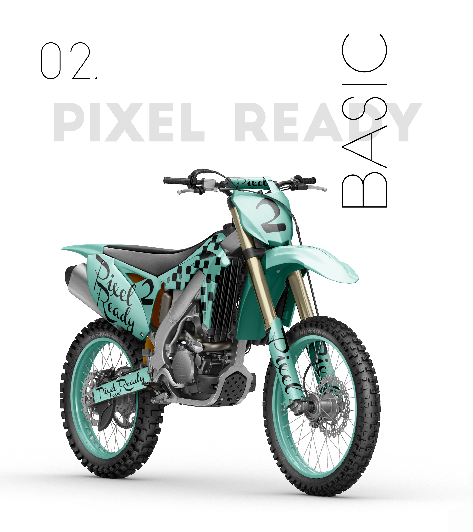 Pixel Ready Basic Package