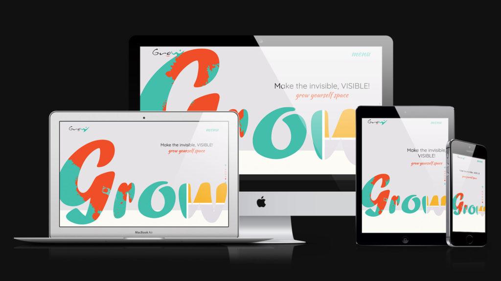 Grow Yourself Space -responsiveness