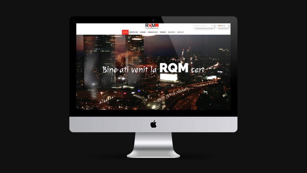 RQM Cert – iMac