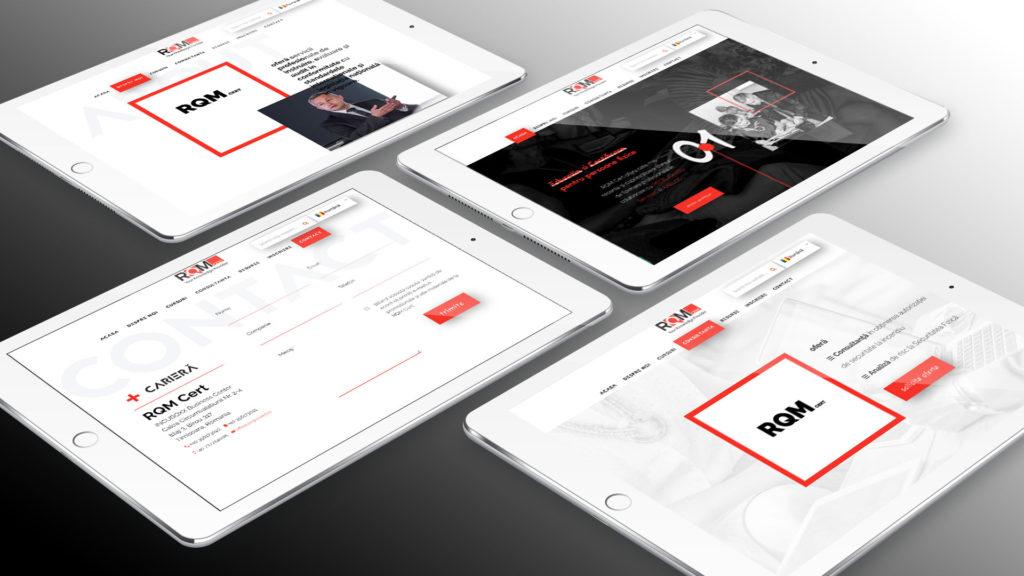 RQM Cert – iPads
