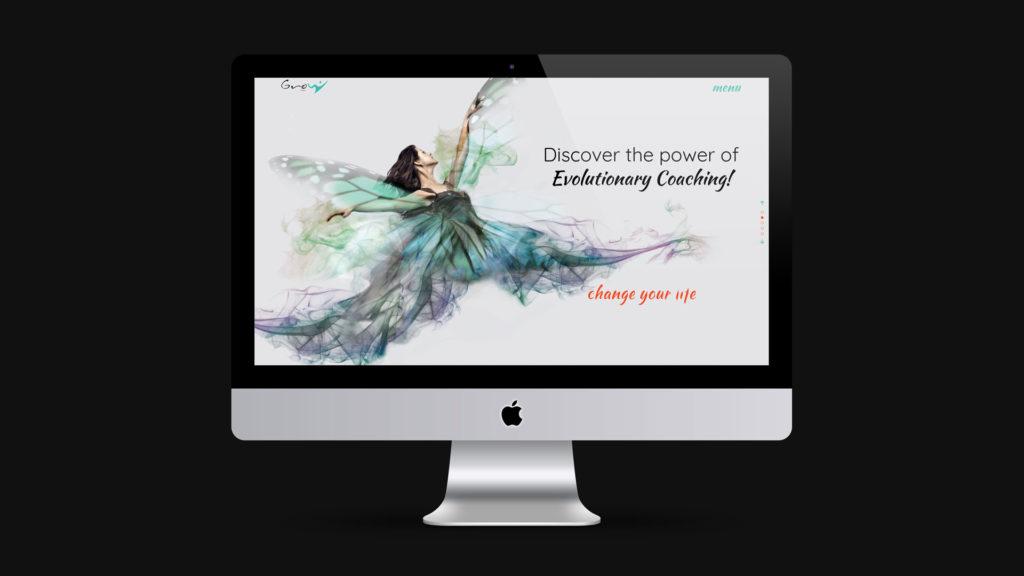 Grow Yourself Space – iMac